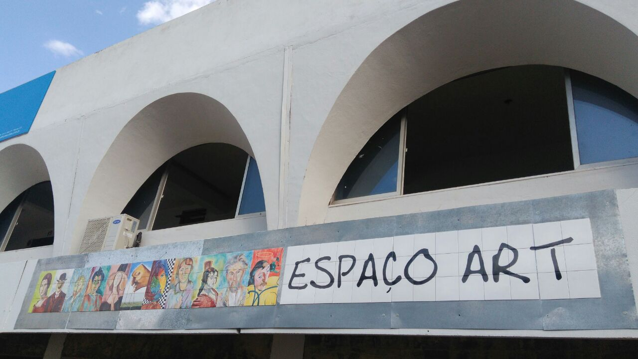 Espaço Arte, CLN 205, Asa Norte, Comércio Brasilia