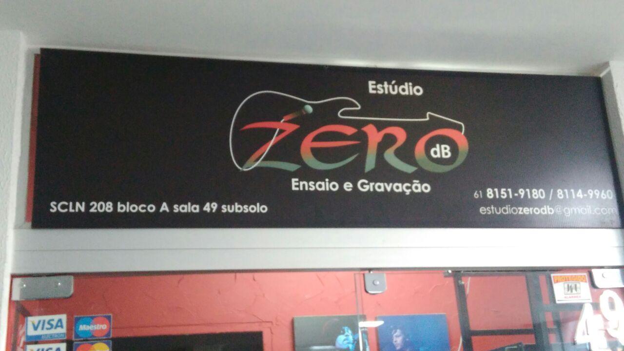 Estúdio Zero, CLN 208, Bloco A, subsolo, Asa Norte, Comércio Brasilia