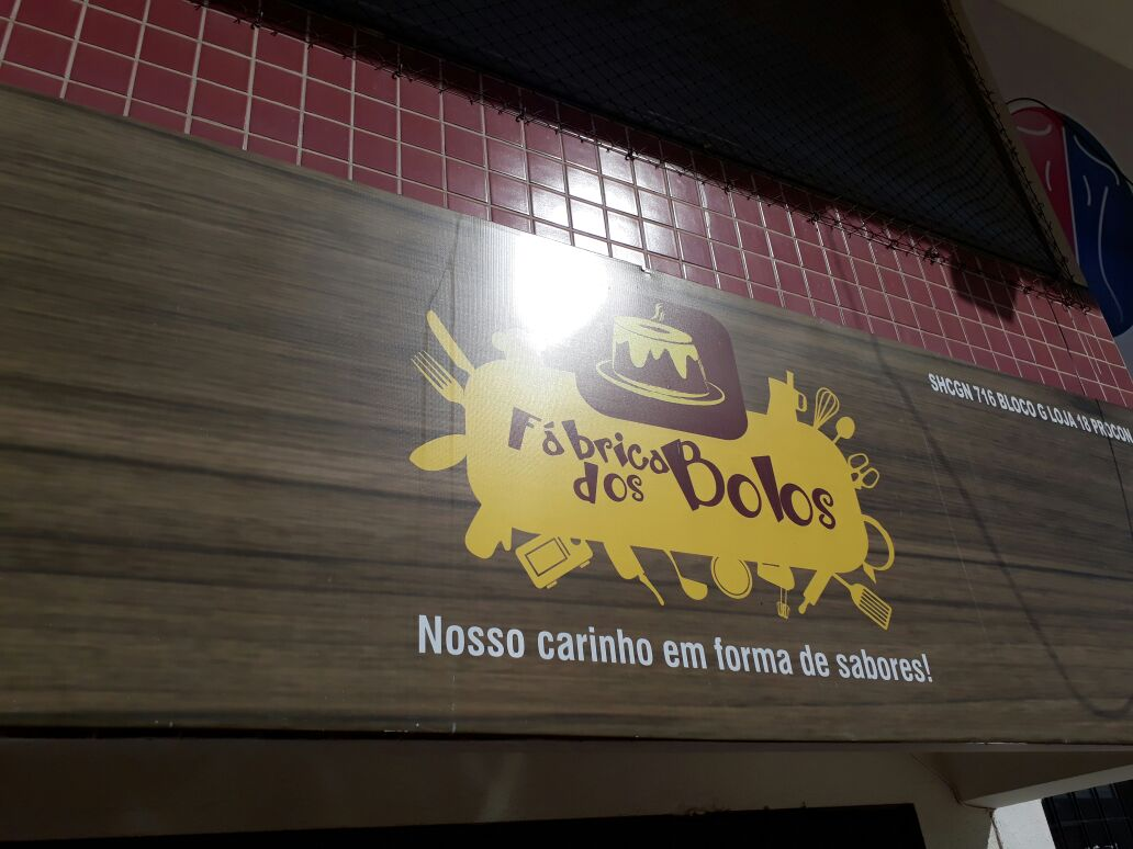 Photo of Fábrica dos Bolos, 716 Norte, Asa Norte
