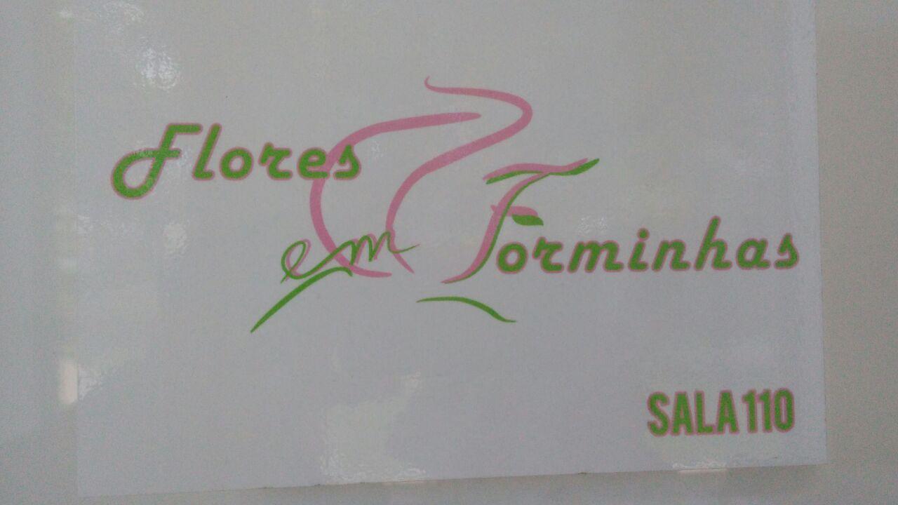 Flores em Forminhas, SCLN 204, Norte, Bloco C, Asa Norte, Comércio Brasilia