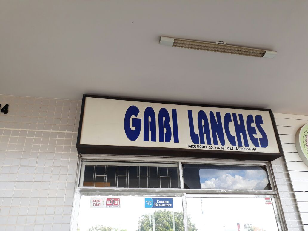 Photo of Gabi Lanches, 716 Norte, Bloco A, Asa Norte
