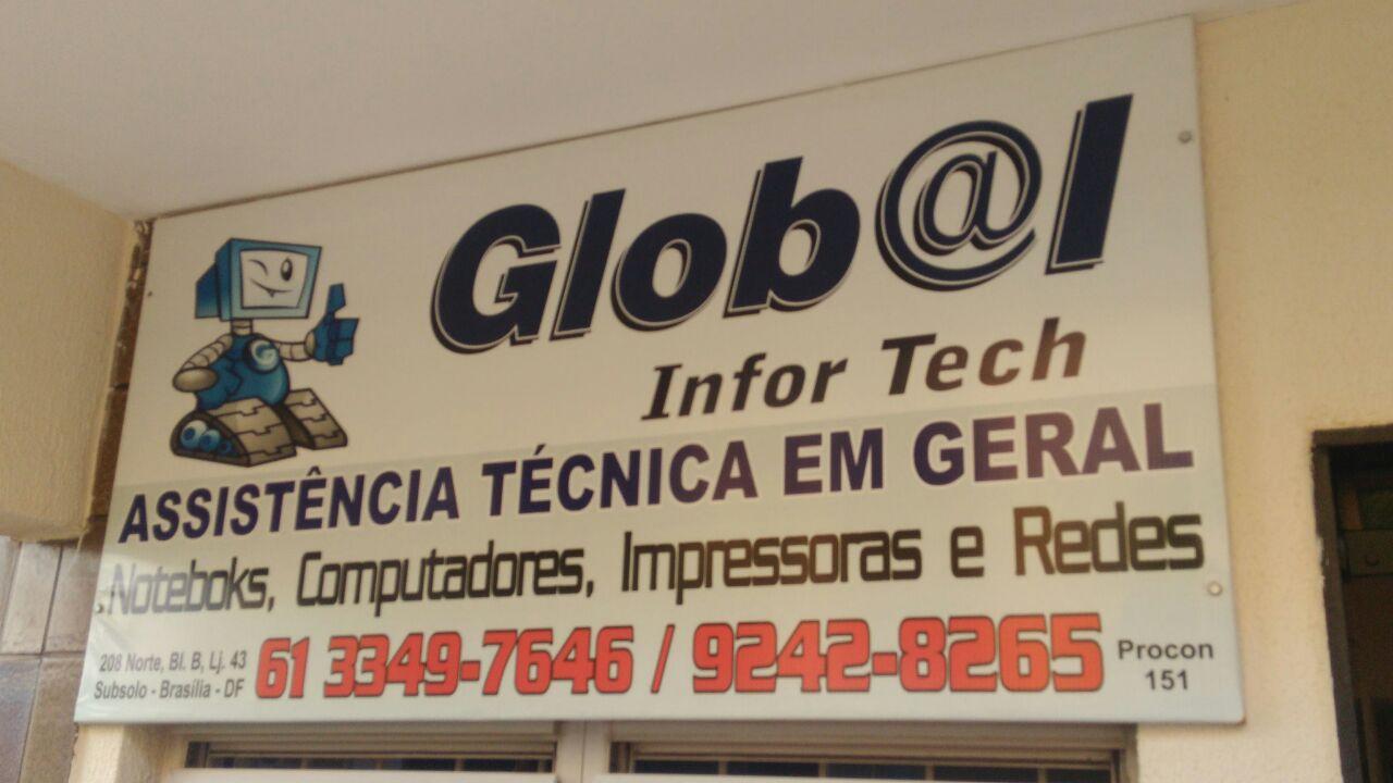 Photo of Global Infor Tech Assistência Técnica CLN 208, Asa Norte