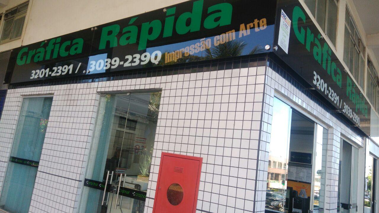 Photo of Gráfica Rápida, SCLN 405, Asa Norte