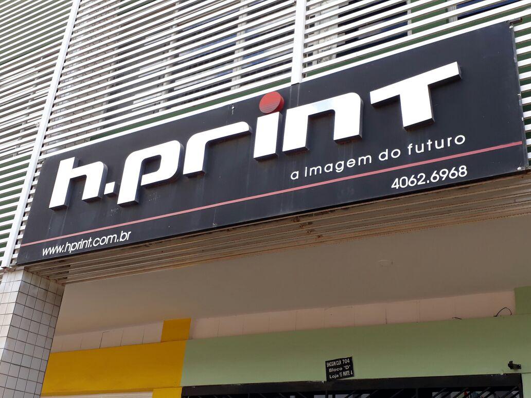 Photo of H.Print, a imagem do futuro, 704 Norte, Asa Norte