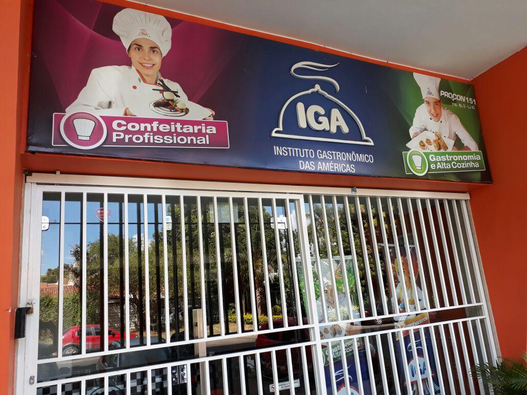 Photo of IGA – Instituto Gastronomico das Americas, 716 Norte, Asa Norte