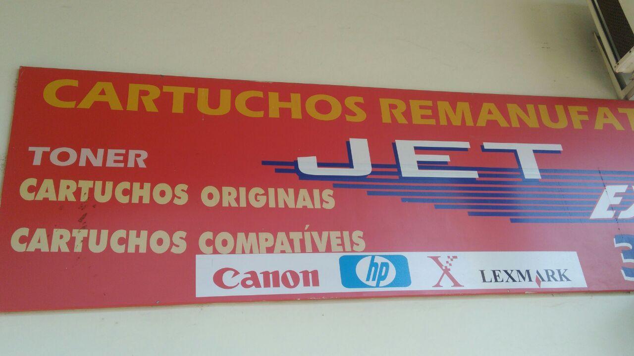 Photo of JET Cartuchos Remanufaturados CLN 208, Asa Norte
