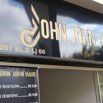 John John Hair, Salão de Beleza, CLN 207, Rua da informática, Bloco D, Asa Norte, Comércio Brasilia
