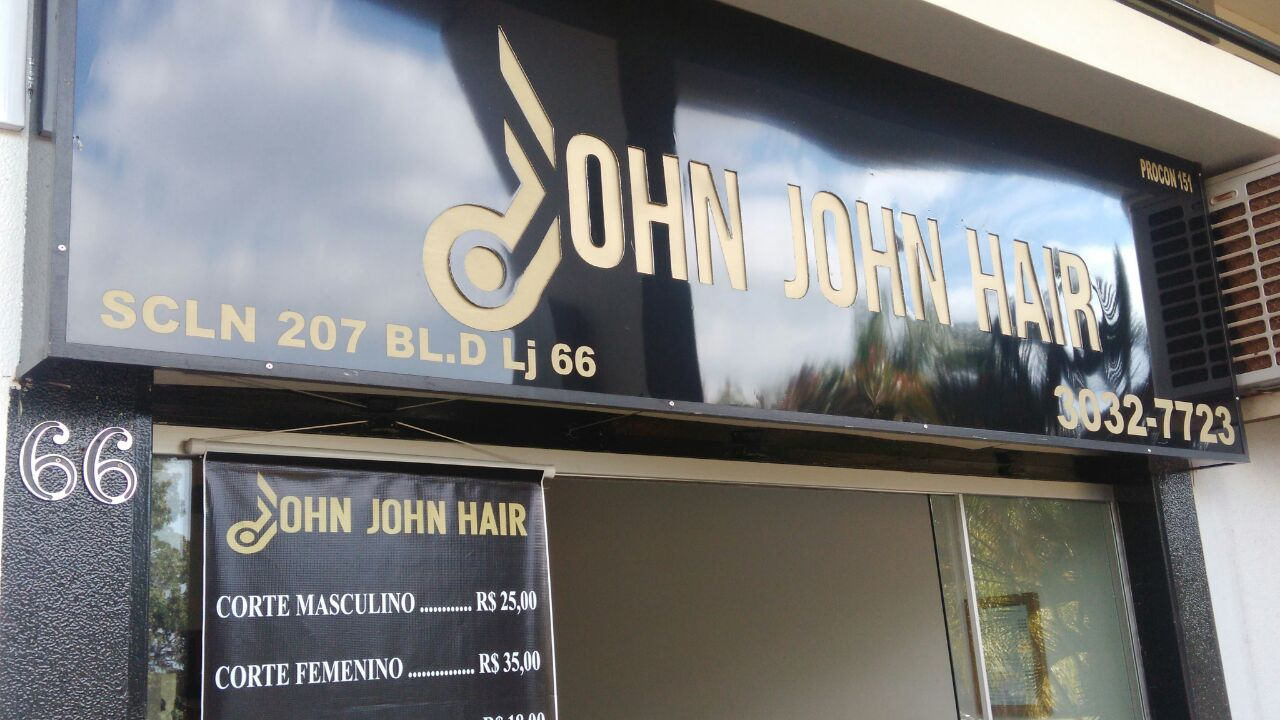 Photo of John John Hair, Salão de Beleza, CLN 207, Asa Norte