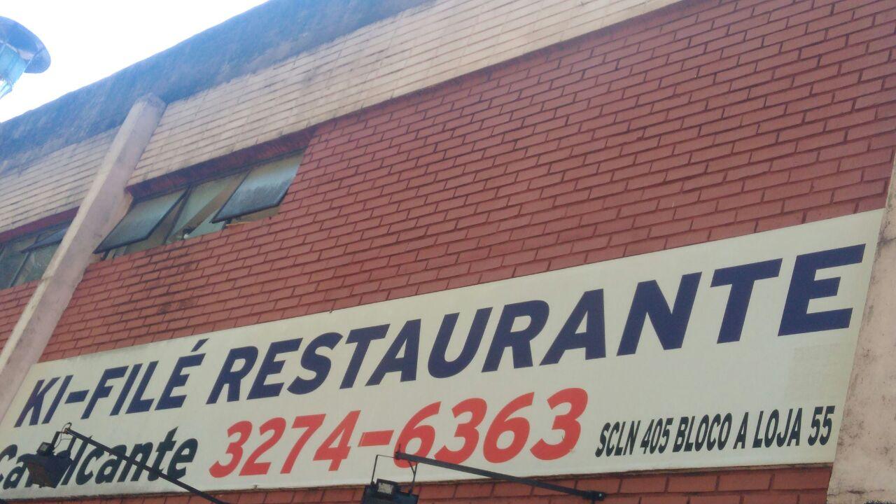 Photo of Ki-Filé Restaurante, SCLN 405  Asa Norte