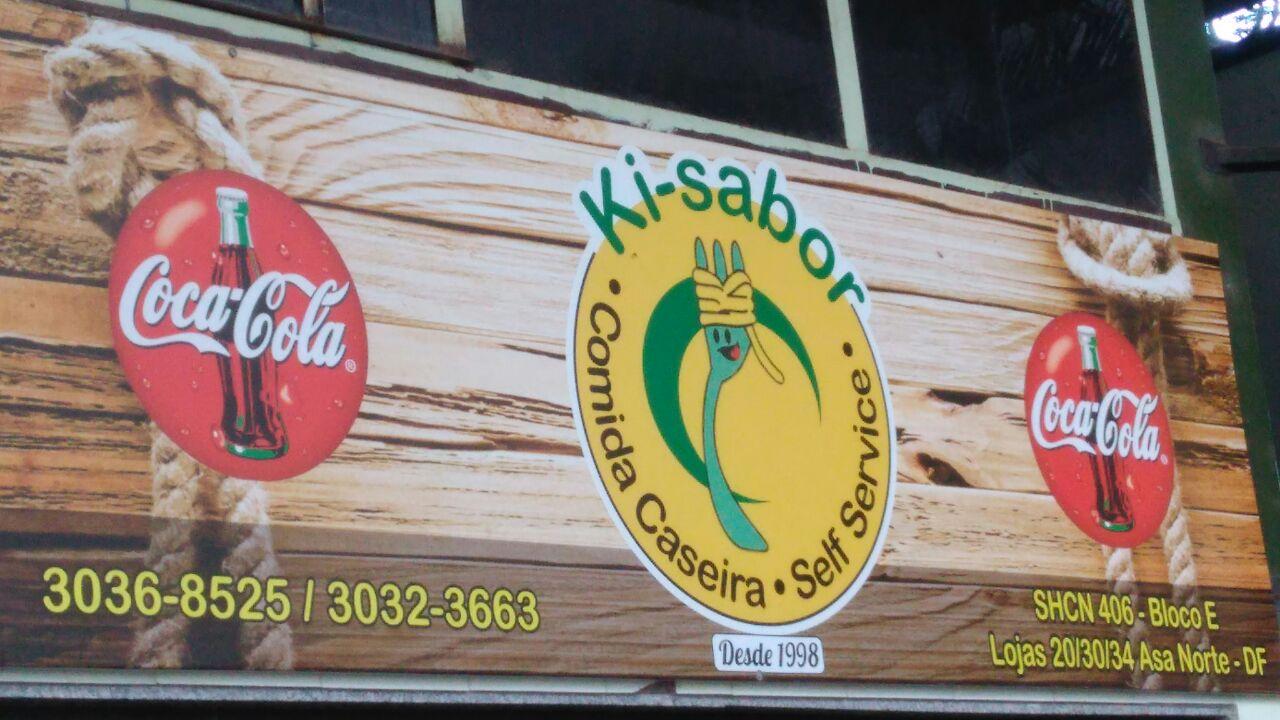 Ki Sabor Restaurante Comida Caseira, CLN 406, Bloco E, Asa Norte, Comercio Brasilia