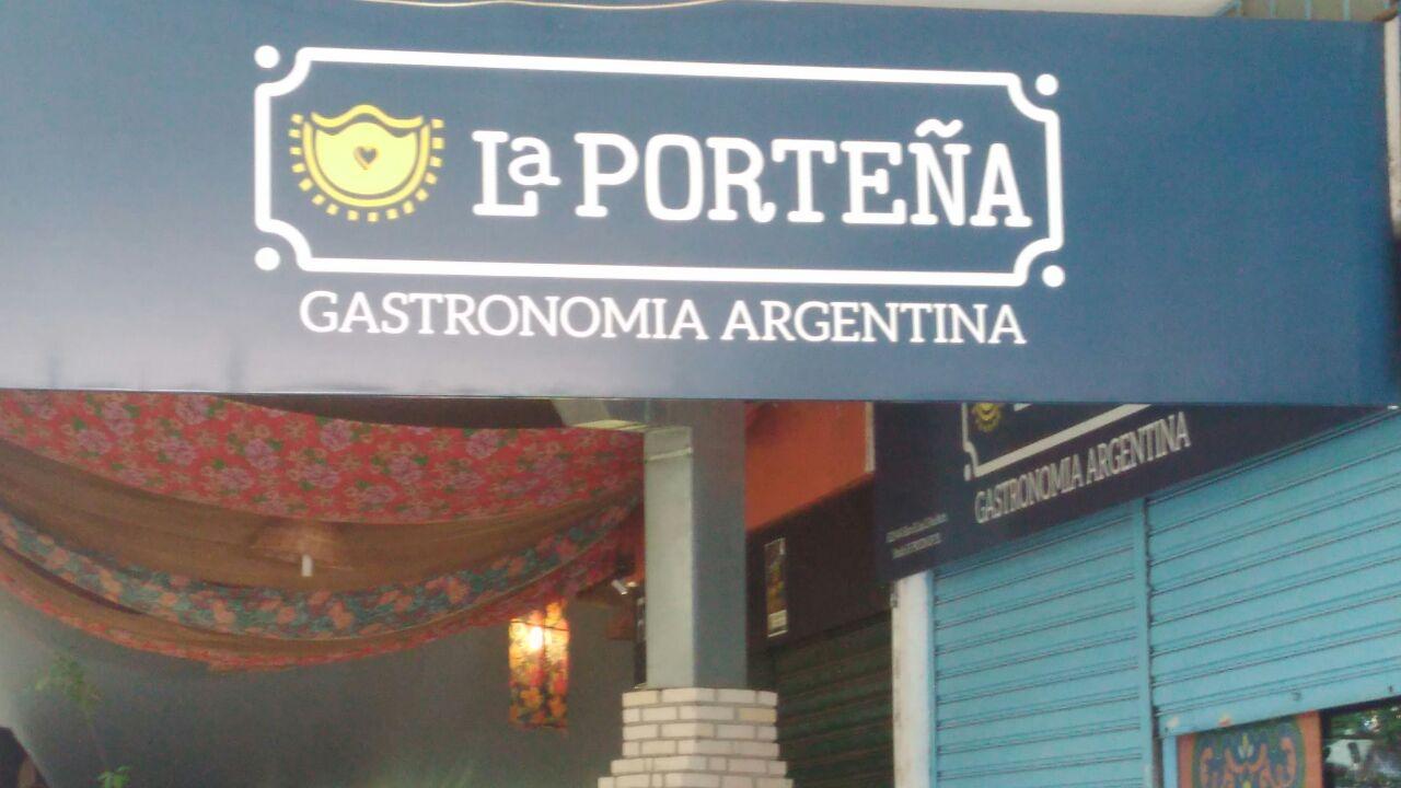 La Porteña, La Portenha, Gastronomia Argentina, SCLN 404, Norte, Bloco B, Asa Norte, Comércio Brasilia