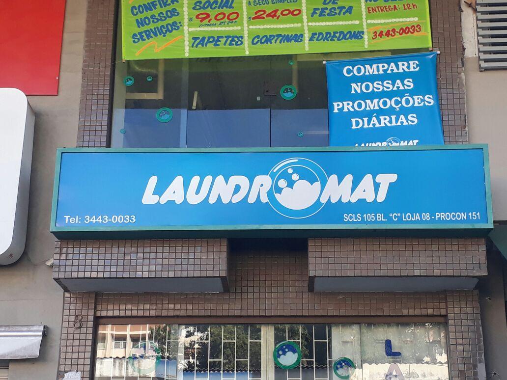 Photo of LaundroMat, lavanderia, CLS 105, Asa Sul