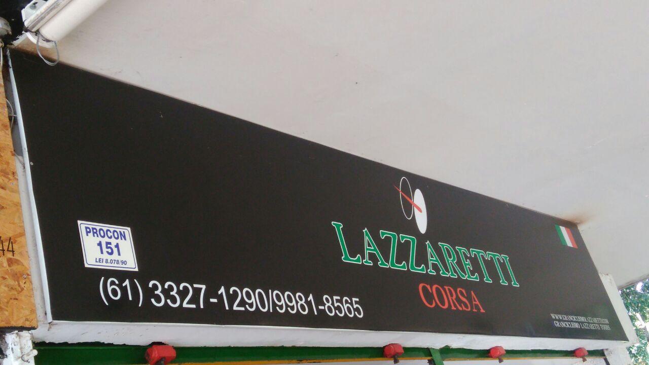 Lazzareti Corsa, SCLN 404, Norte, Bloco B, Asa Norte, Comércio Brasilia