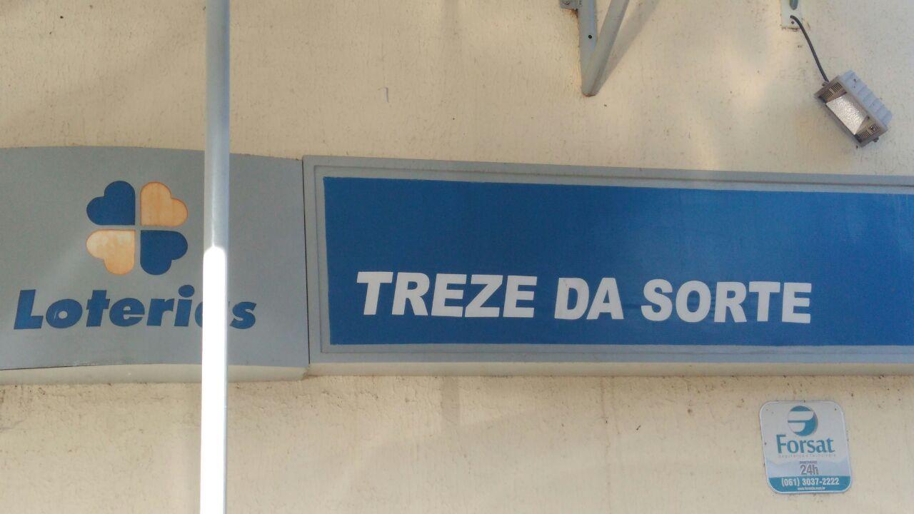Lotérica Treze da Sorte, CLN 402, Norte, Bloco D, Asa Norte, Comércio Brasilia