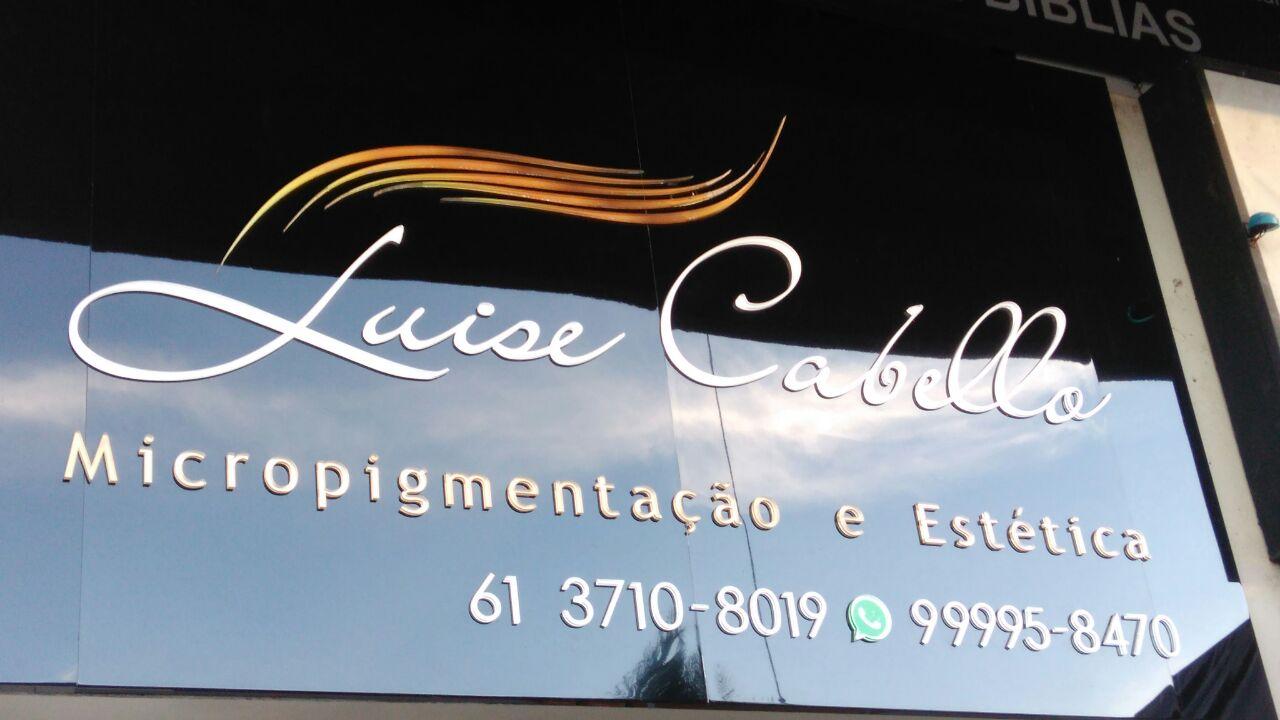 Luise Cabelo, Micropigmentação e Estética, CLN 203, Bloco C, Asa Norte, Comercio Brasília