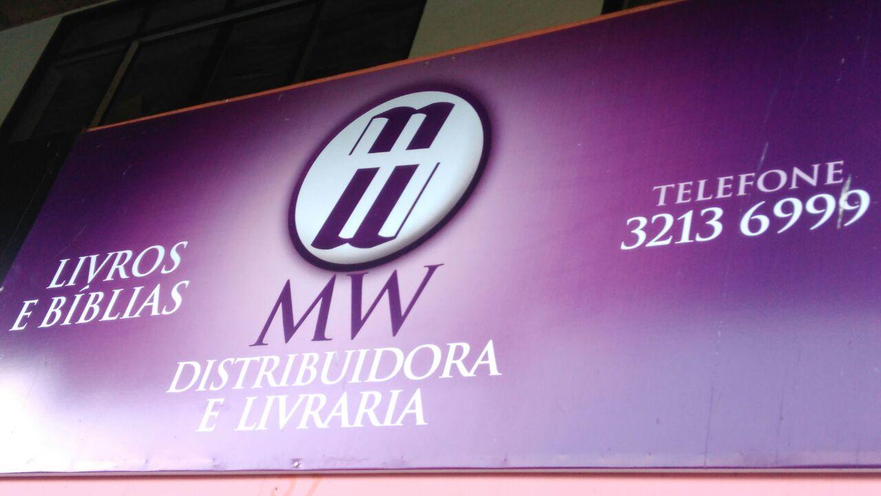MW Distribuidora e Livraria, Livros e Biblias, CLN 203, Bloco C, Asa Norte, Comercio Brasília