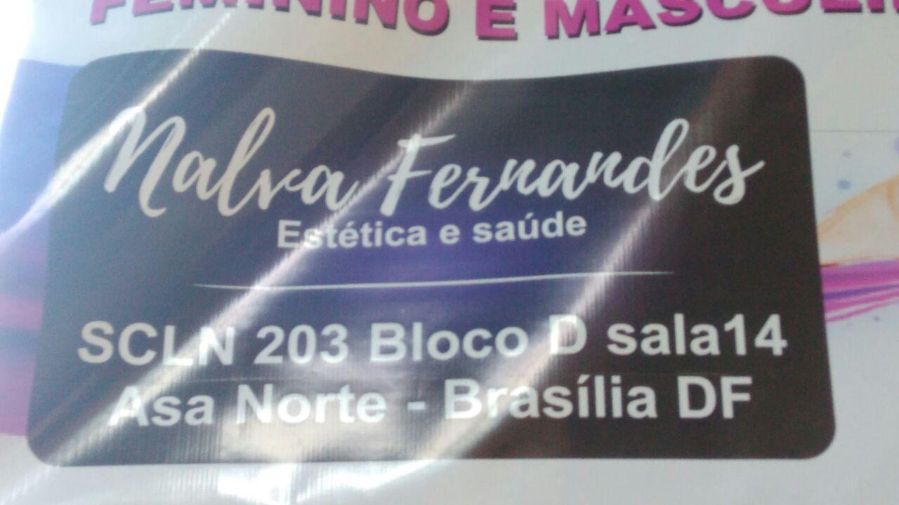 Malva Fernandes, Estética e Saúde, masculino e femino, CLN 203, Bloco D, Asa Norte, Comercio Brasília