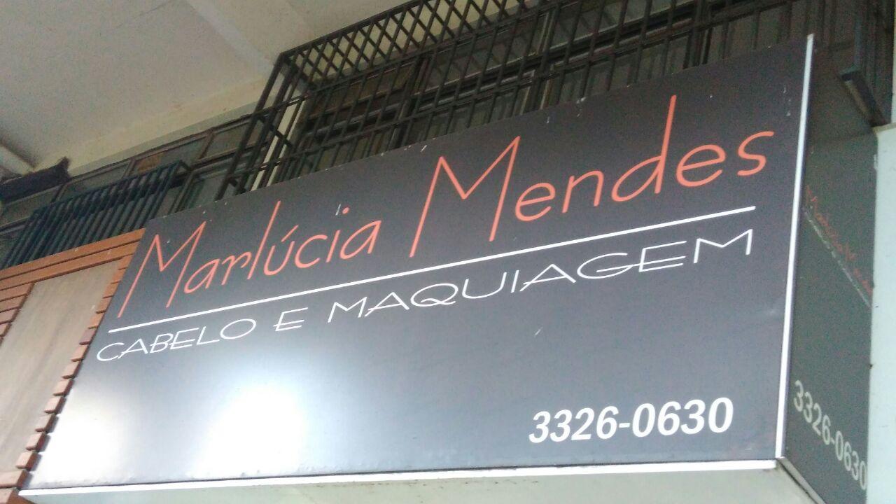 Marlúcia Mendes, Cabelo e Maquiagem, CLN 203, Bloco D, Asa Norte, Comercio Brasília
