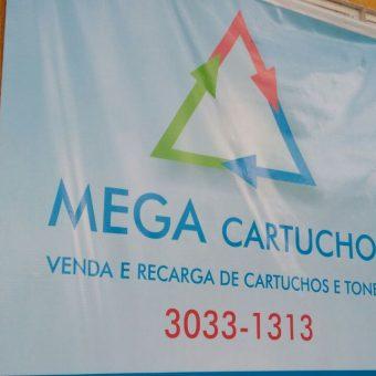 Mega Cartuchos, CLN 207, Rua da informática, Bloco C, Asa Norte, Comércio Brasilia