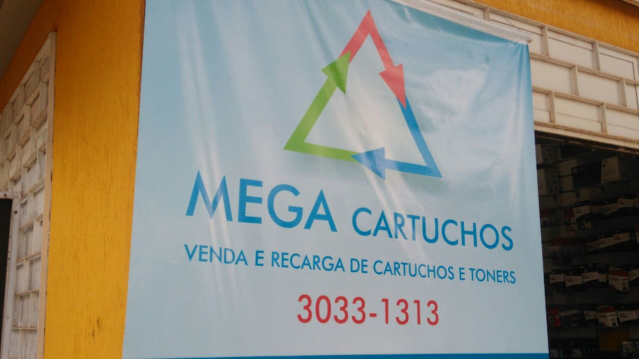 Photo of Mega Cartuchos CLN 207, Asa Norte