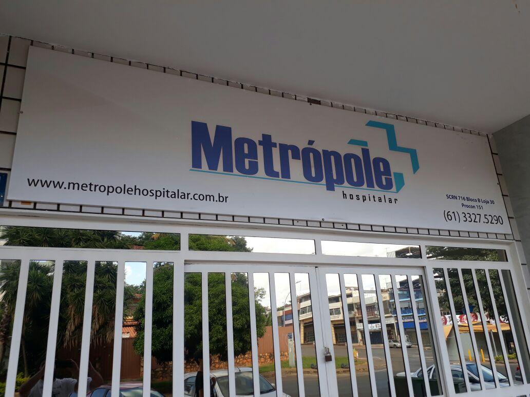 Photo of Metrópole, Produtos Hospitalares, 716 Norte