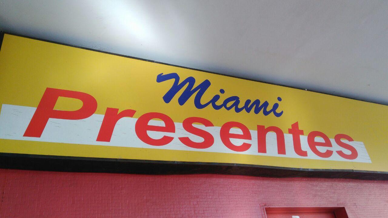 Miami Presentes, CLN 403, Norte, Bloco B, Asa Norte, Comércio Brasilia