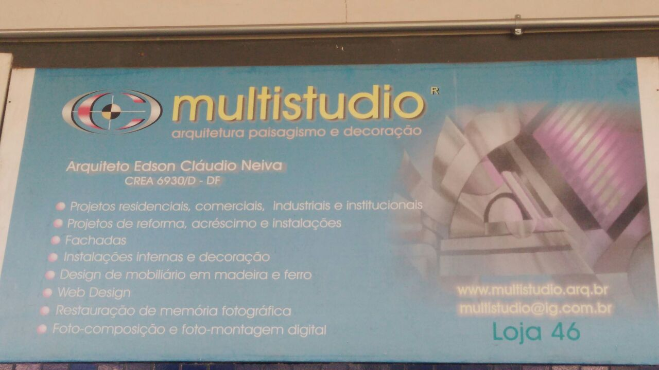 Photo of Multistudio, Arquitetura, Paisagismo e Decoração SCLN 405 Asa Norte