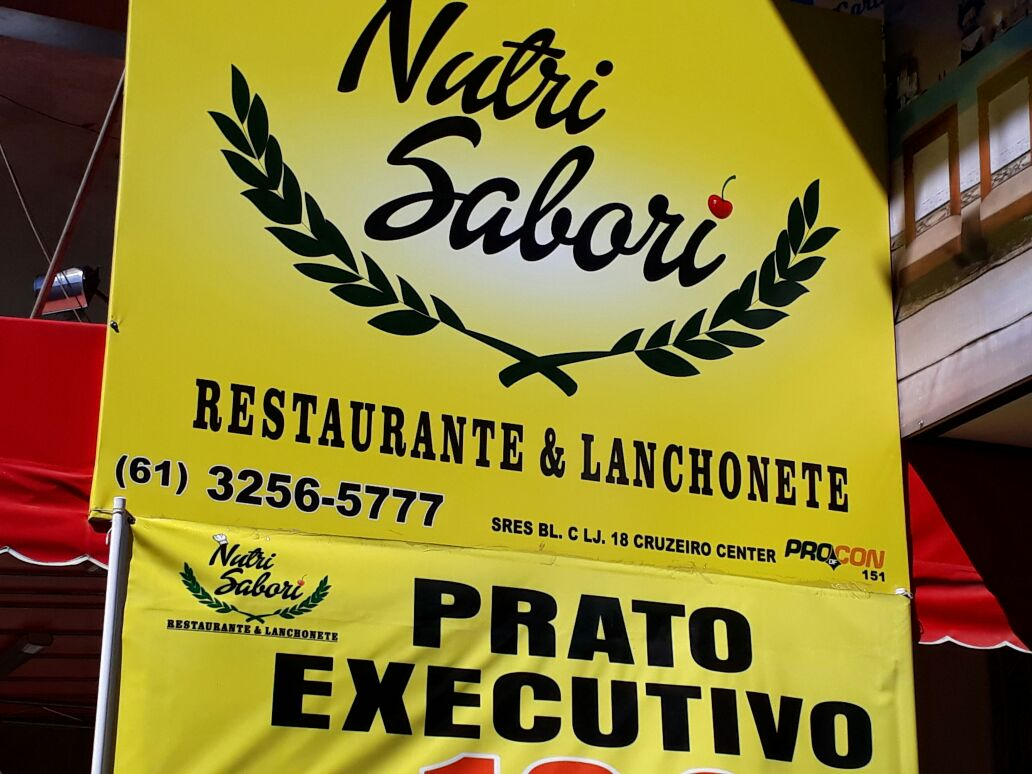 Photo of Nutri Sabor, Restaurante e Lanchonete, Cruzeiro Center, Cruzeiro