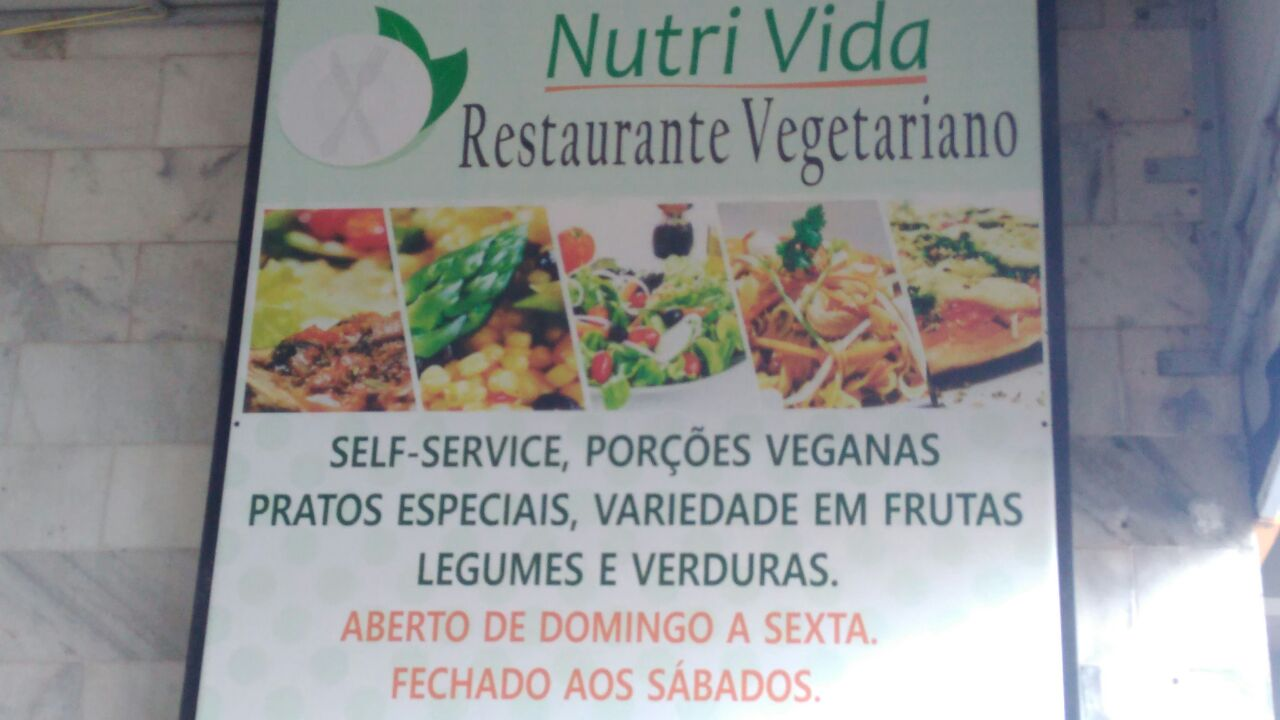 Nutri vida, Restaurante Vegetariano, CLN 403, Norte, Bloco C, Asa Norte, Comércio Brasilia