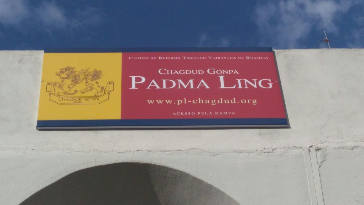Padma LIng, Chagdud Gonpa, Centro de Budismo, SCLN 206, Bloco C, Asa Norte, Comércio Brasilia