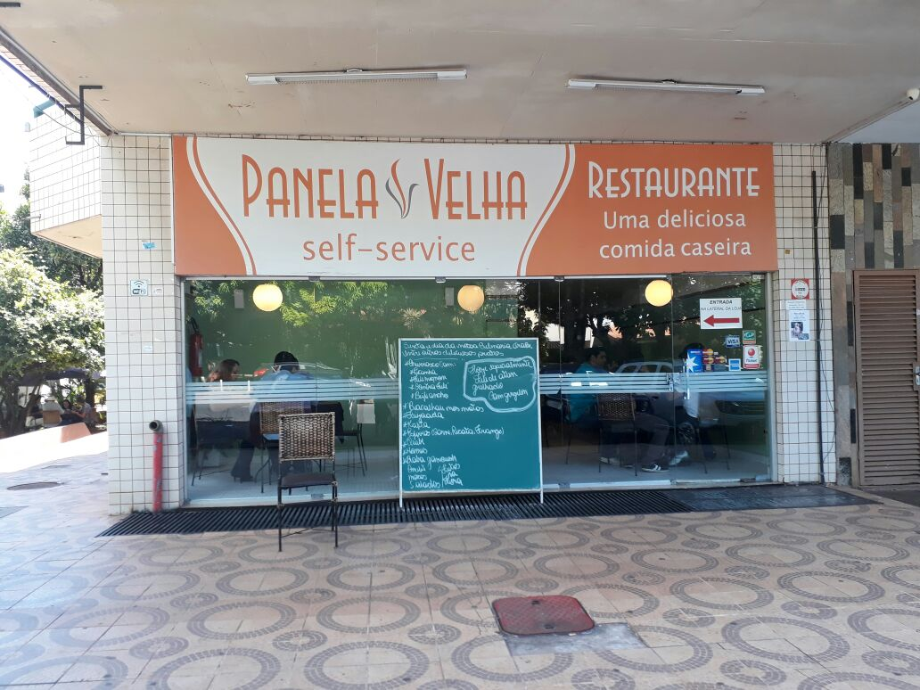 Photo of Panela Velha Restaurante, Self-Service, 716 Norte, Asa Norte