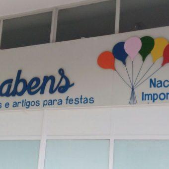 Parabéns enfeites e artigos para festa, nacionais e importados, SCLN 204, Norte, Bloco B, Asa Norte, Comércio Brasilia