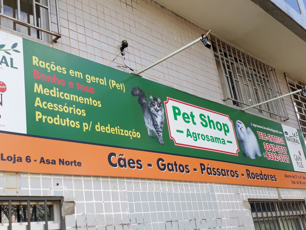 Photo of Pet Shop Agrosama, 716 Norte, Asa Norte