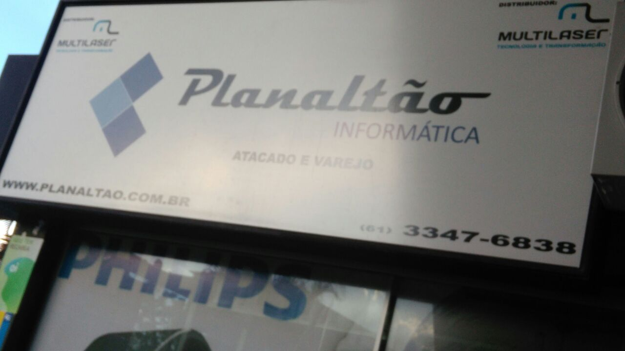 Photo of Planaltão Informática, atacado e varejo, SCLN 406, Asa Norte