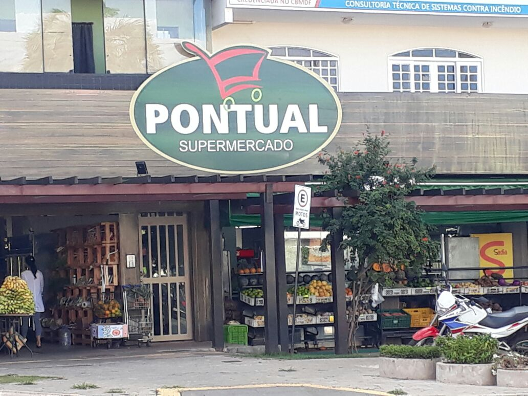Photo of Pontual Supermercado, Comércio do RK, Sobradinho