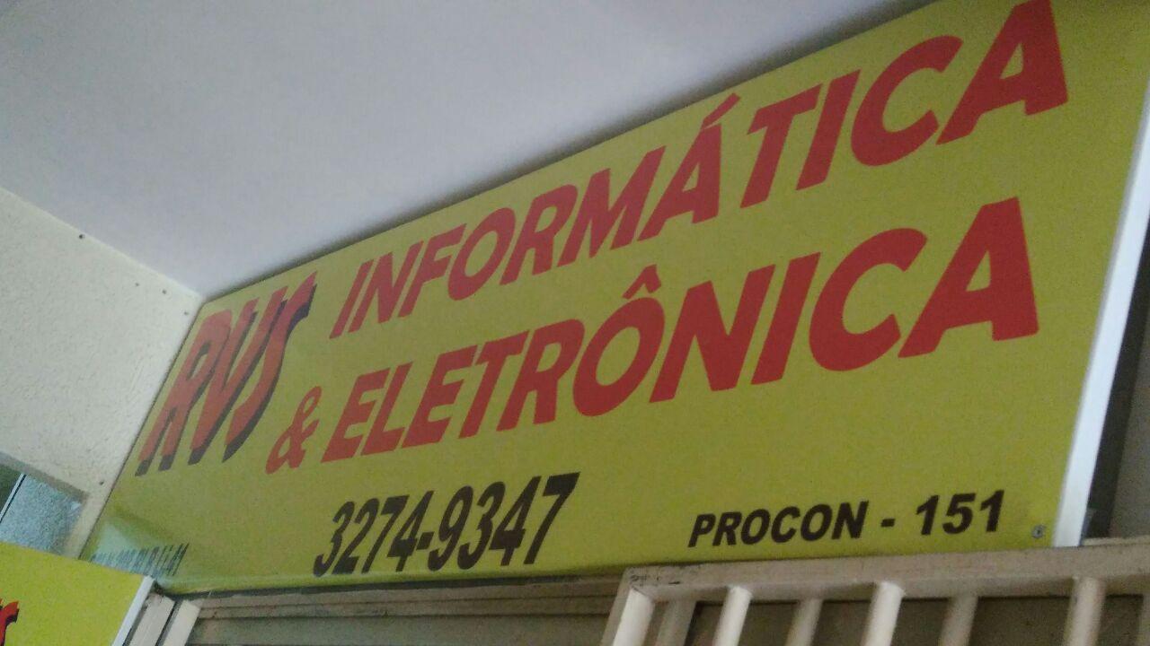 Photo of RVS Informática e Eletrônica CLN 208 Asa Norte