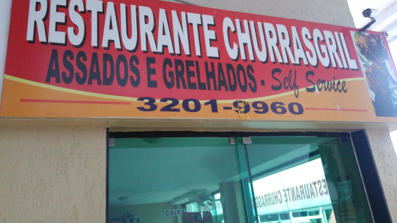Restaurante Churrasgrill, Assados e Grelhados, Self-service, CLN 406, Bloco A, Asa Norte, Comercio Brasilia