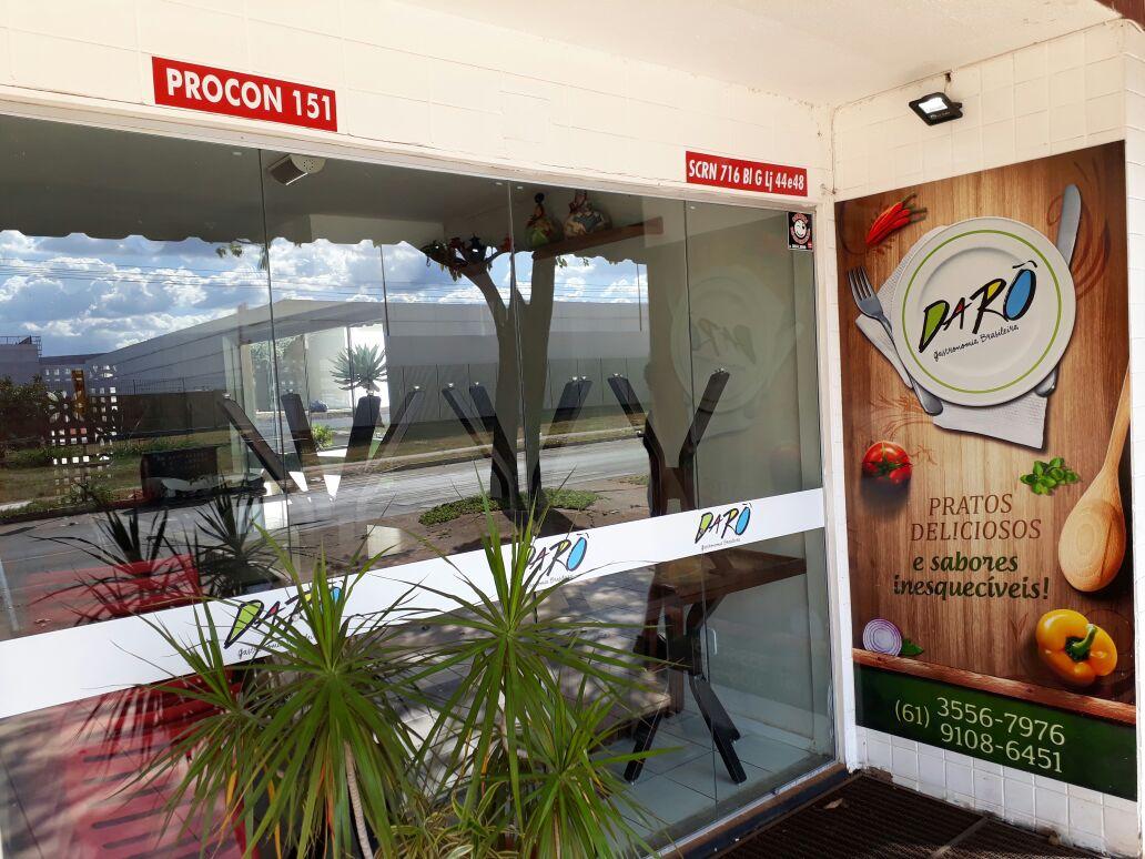 Photo of Restaurante Dâ Ro, Gastronomia Brasileira, 716 Norte, Asa Norte