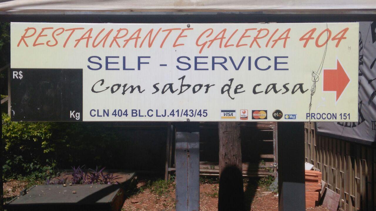 Photo of Restaurante Galeria 404  CLN 404, Asa Norte