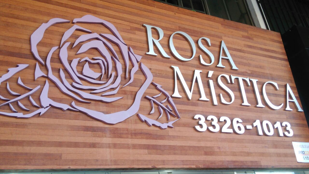 Photo of Rosa Mística, Artigos exotéricos estatuetas florais, CLN 403, Asa Norte