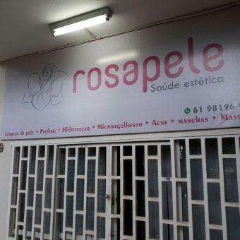 Rosa Pele Saúde Estética, 212 Norte, Bloco B, Asa Norte, Comercio Brasilia
