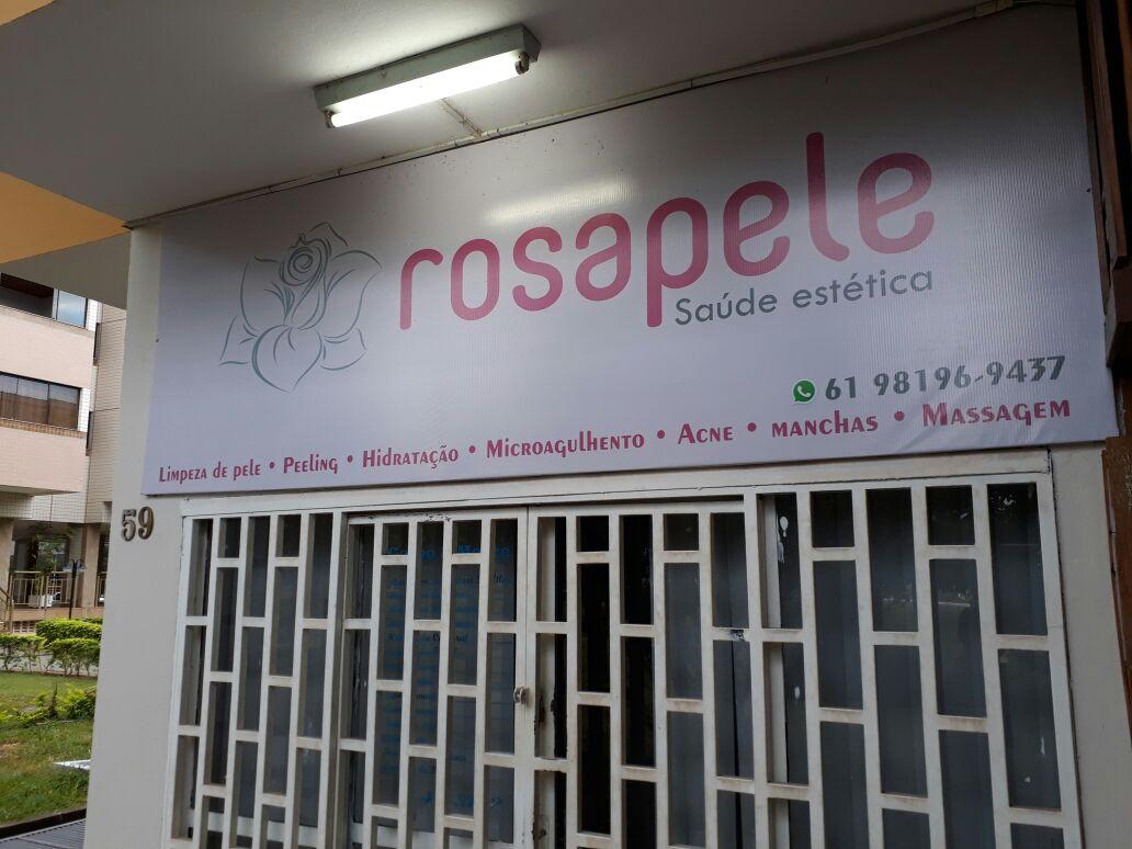 Photo of Rosa Pele Saúde Estética, 212 Norte, Bloco B, Asa Norte
