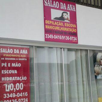 Salão da Ana, 212 Norte, Bloco B, Asa Norte, Comercio Brasilia