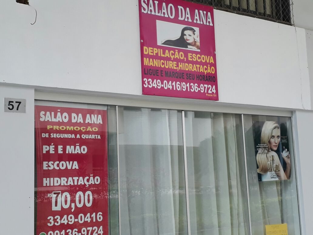 Photo of Salão da Ana, 212 Norte, Bloco B, Asa Norte