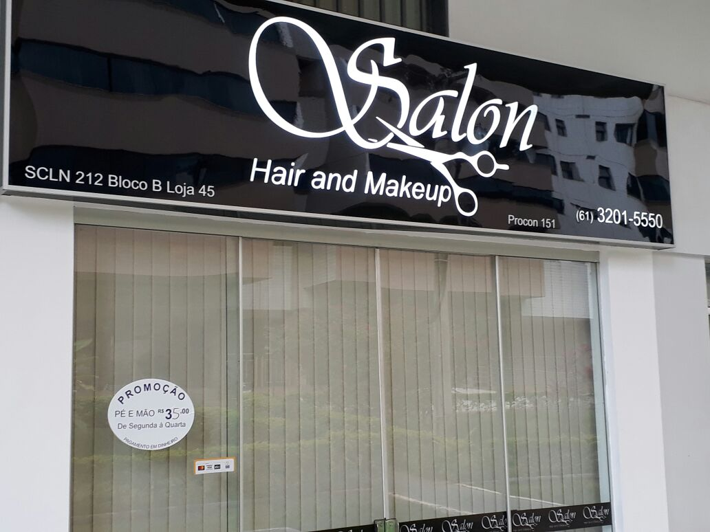 Photo of Salon, Hair and Makeup, Salão de Beleza, 212 Norte, Asa Norte