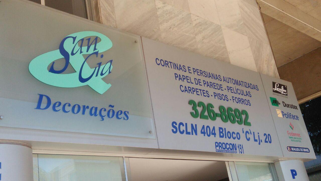 Photo of San e Cia Decoração, Cortinas e Persianas, CLN 404, Asa Norte