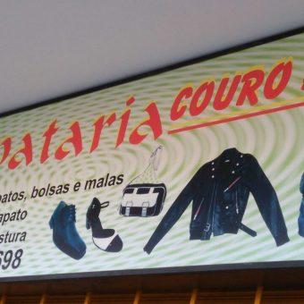 Sapataria Couro Art, Conserto de sapatos, bolsas e malas, forração de sapato, oficina de costura, SCLN 204, Norte, Bloco D, Asa Norte, Comércio Brasilia