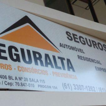 Seguralta, Seguros, Consórcios, Previdência, SHCN 406, Bloco A, Asa Norte, Comercio Brasilia