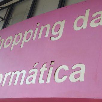 Shopping da Informática, CLN 207, Rua da informática, Bloco C, Asa Norte, Comércio Brasilia