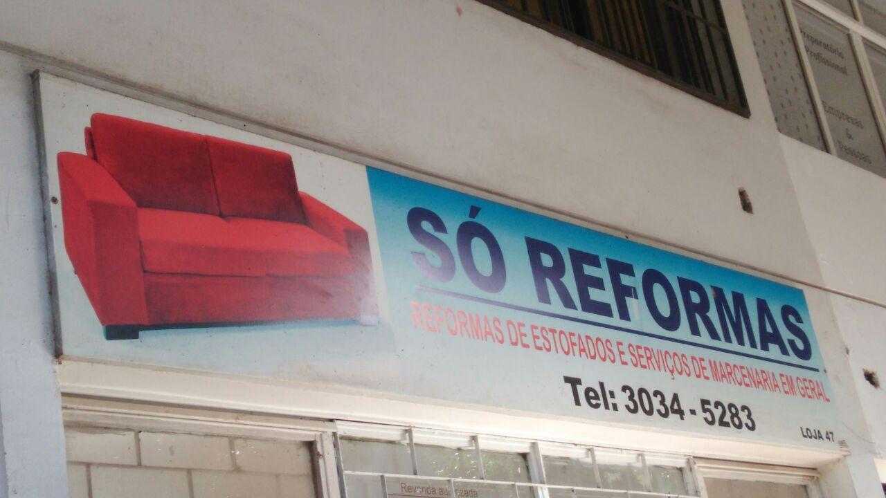 Photo of Só Reformas, reforma de estofadas, serviços de marcenaria em Geral, CLN 403, Asa Norte